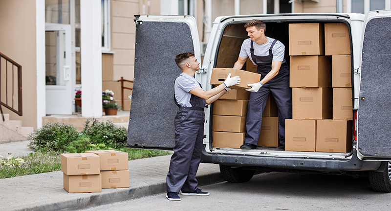 Man And Van Removals in Harlow Essex